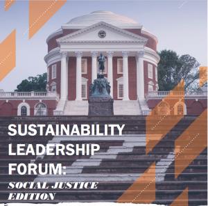 Sustainability Leadership Forum