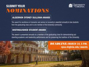 Submit your nomination to these awards