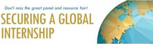Securing a Global Internship