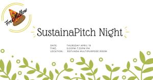 Sustainapitch Night