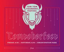 Tomtoberfest logo