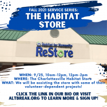 The Habitat Store